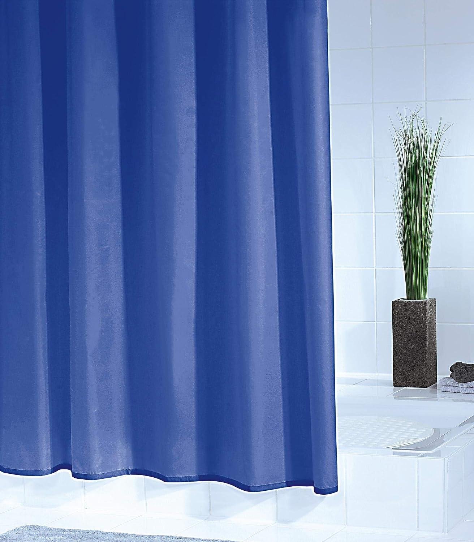 RIDDER Duschvorhang Folie Uni beige 180x200 cm