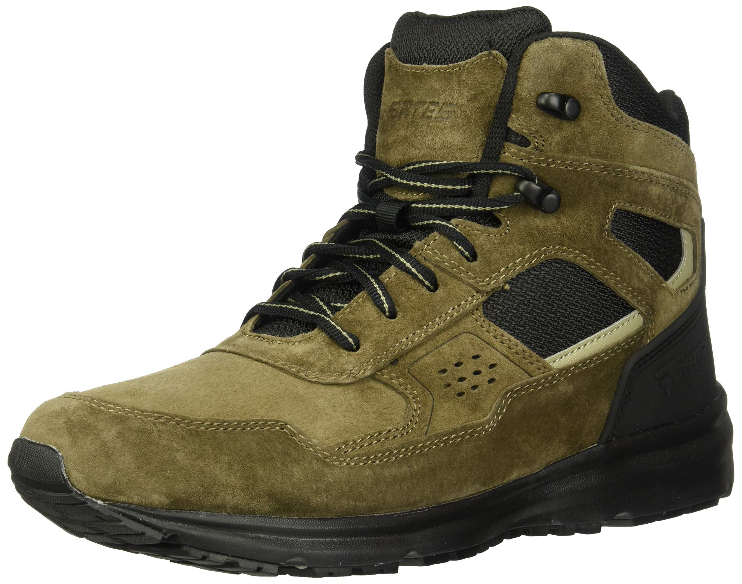 Bates Men's Raide Trail Mid Fire and Safety Boot, Canteen, 10.5 M US by Bates