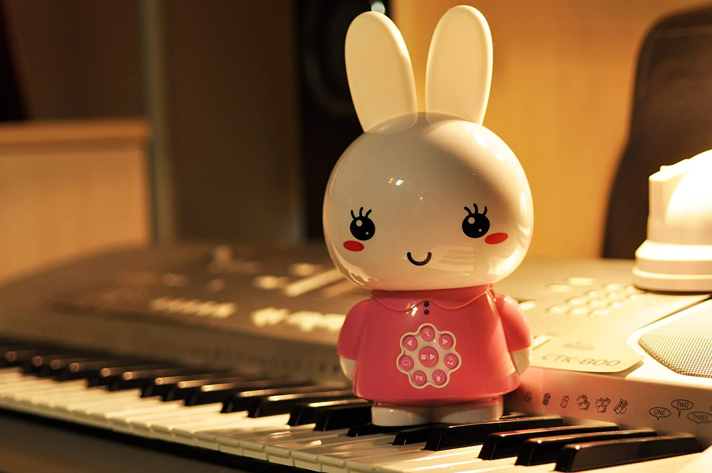 Alilo G6 Honey Bunny 4GB Childrens Digital Player Pink