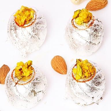 Ghasitaram gifts sugar free kaju ring pedas 400 gms amazon ghasitaram gifts sugar free kaju ring pedas 400 gms negle Images