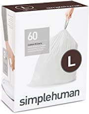 simplehuman Code D, Custom Fit Bin Liners