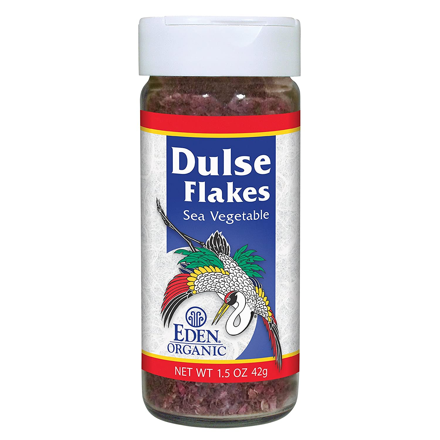 Eden Organic Dulse Flakes, 1.5-Ounce Jars (Pack of 12)