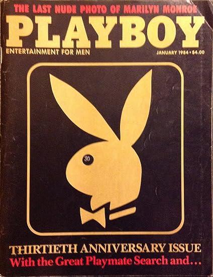 Amazon.com: Playboy January 1984 Thirtieth 30th Anniversary Issue ...