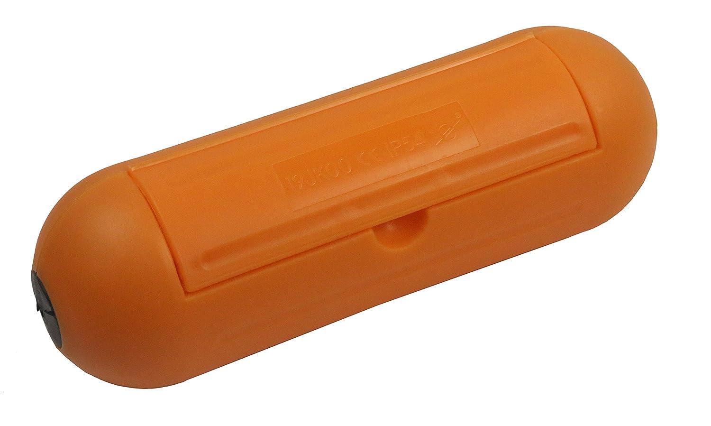 zenitech bo tier de protection orange pour prolongateur jardin ip54 enexo 3545411923038. Black Bedroom Furniture Sets. Home Design Ideas