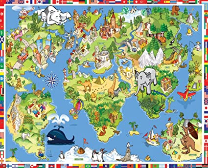 Full Map Of London.Jp London Md3a008 World Map Removable Full Wall Mural At 8 5 Feet