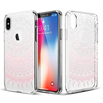 coque iphone xs silicone motif