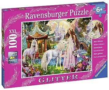 Ravensburger Spiel 13617 - Puzzle de gatos (brilla en la oscuridad, 200 piezas): Amazon.es: Juguetes y juegos