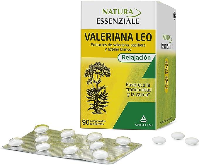 Valeriana Leo - 90 Comprimidos: Amazon.es: Salud y cuidado personal
