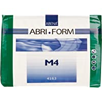 Abena Abri-Form Comfort Briefs, Medium, M4, 42 Count (3 Packs of 14)