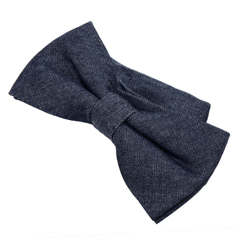 643cc99e9ba86 DonDon Noeud papillon dans le design des jeans en coton pour homme ...
