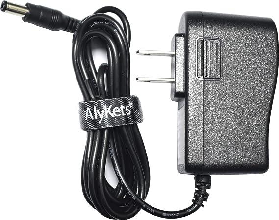 AlyKets AC/DC Cargador de alimentación de repuesto adaptador ...