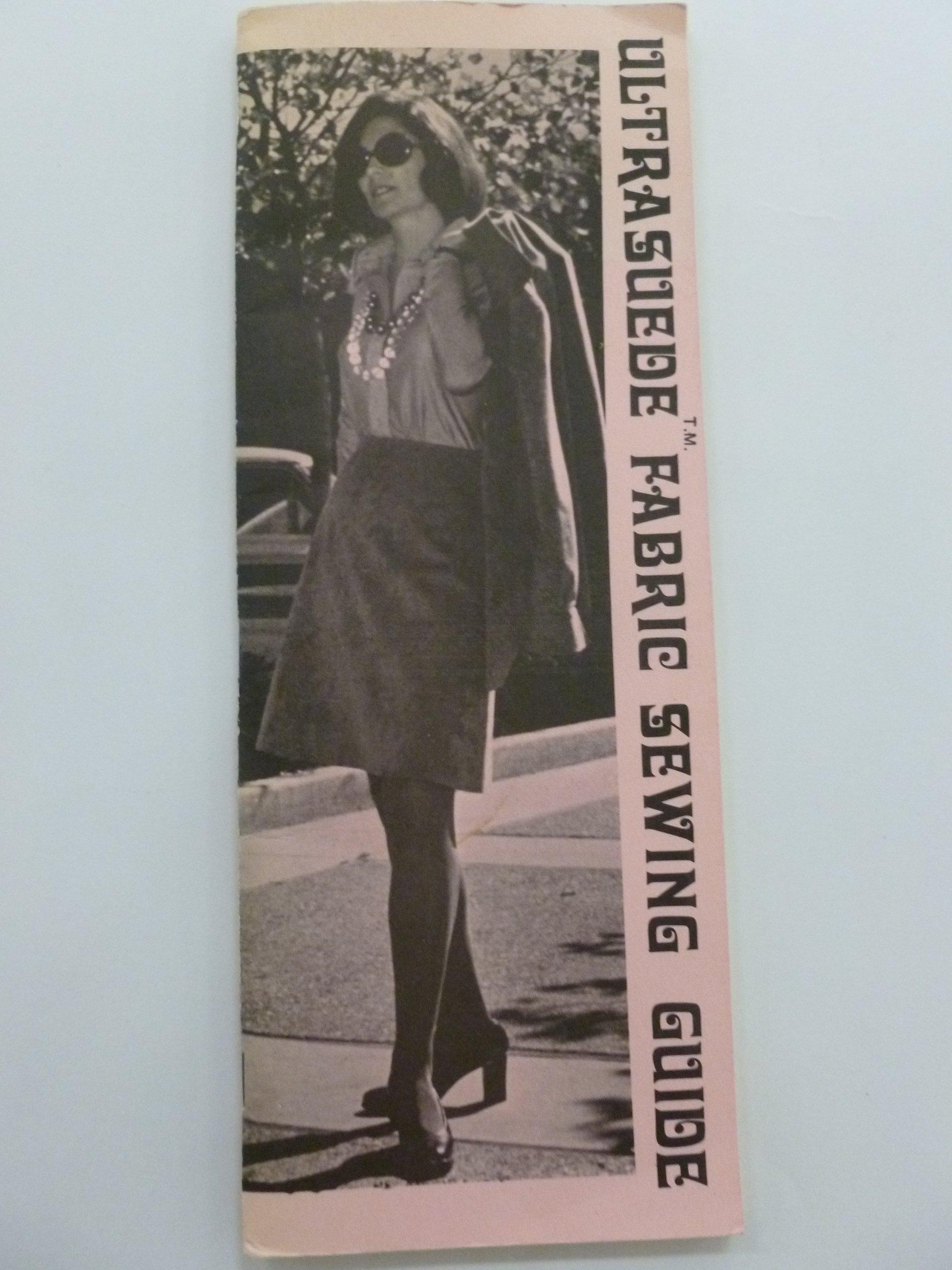 Ultrasuede Fabric Sewing Guide Sew As High Fashion Designers Do Corbin Krestine Illustrated Amazon Com Books