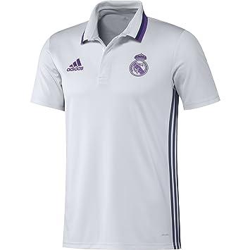 Adidas Real Madrid Cf Cl - Para Hombre: Amazon.es: Deportes Y Aire ...