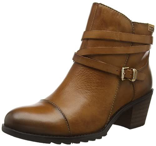 5d76ff1c Pikolinos Womens 913 8797 Andorra Brandy Brown Leather Boots 37 EU:  Amazon.ca: Shoes & Handbags