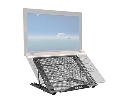 Duronic dml131 supporto per laptop regolabile: amazon.it: elettronica