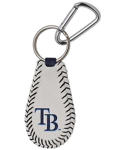 Amazon.com: MLB Tampa Bay Devil Rays llavero de béisbol ...