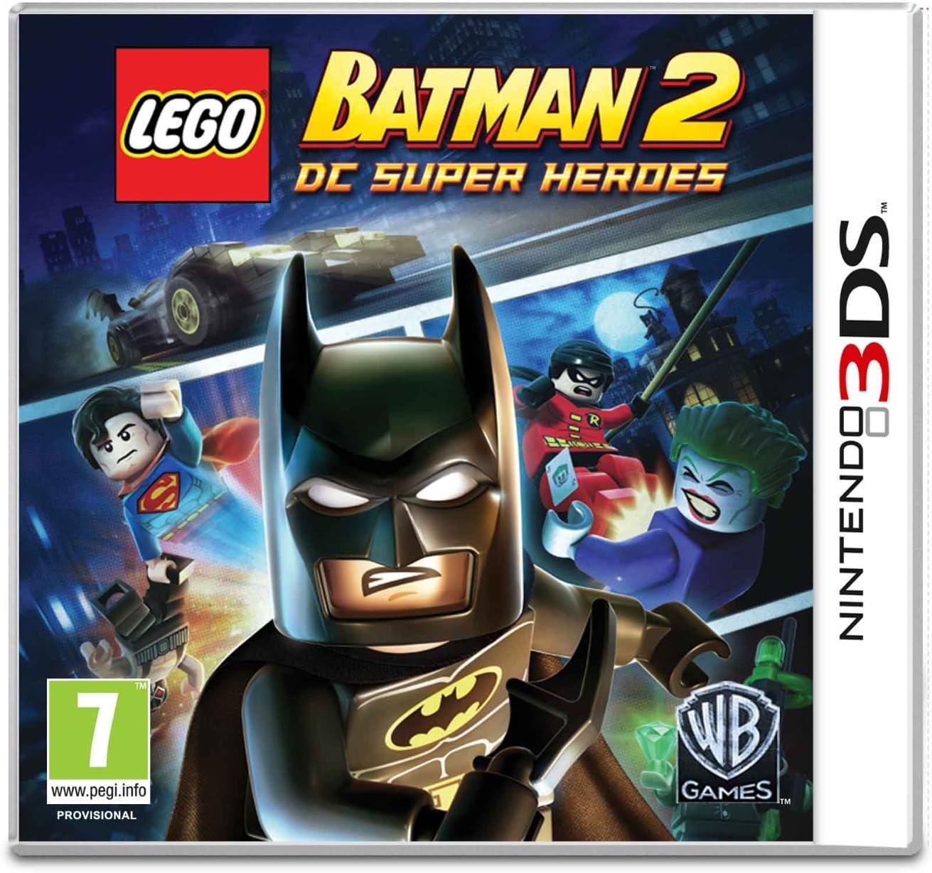 Lego Batman 2: DC Super Heroes [Importación inglesa]: Amazon.es ...