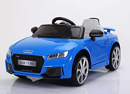 Buy B Wild Audi Tt Rs Plastic Car Blue Online At Low Prices In