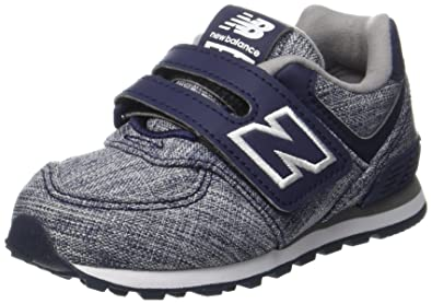 New Balance 574v1, Zapatillas Unisex bebé: Amazon.es: Zapatos y complementos