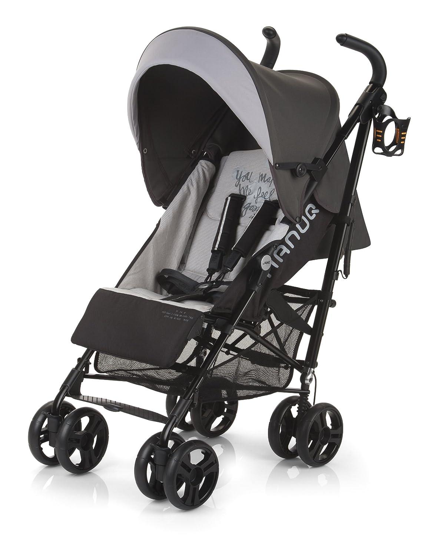 Jan Nanuq Lightweight Stroller – Shadow