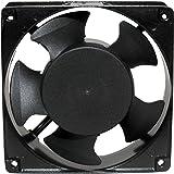 MAA-KU MULTIFARIOUS Aluminum Exhaust Fan, 12cm, Black