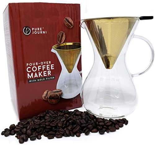 Pure Journi Pour Over Coffee Dripper