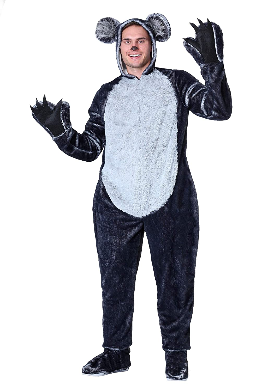 Fun Costumes Koalabär Kostüm für Erwachsene - L