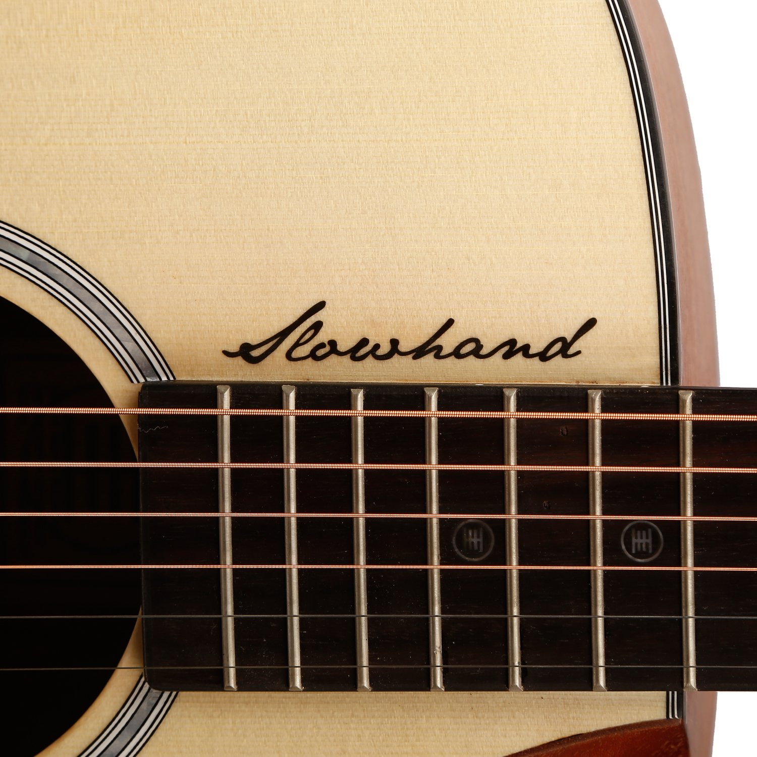 Kadence Slowhand Series Premium Acoustic Guitar Spruce Top Amazonin Musical Instruments