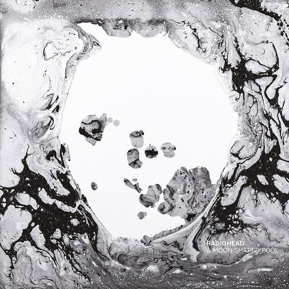 CD : Radiohead - A Moon Shaped Pool (CD)