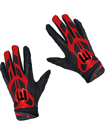 EliteTek E-17 Football Gloves Youth   Adult 3c0abffd56