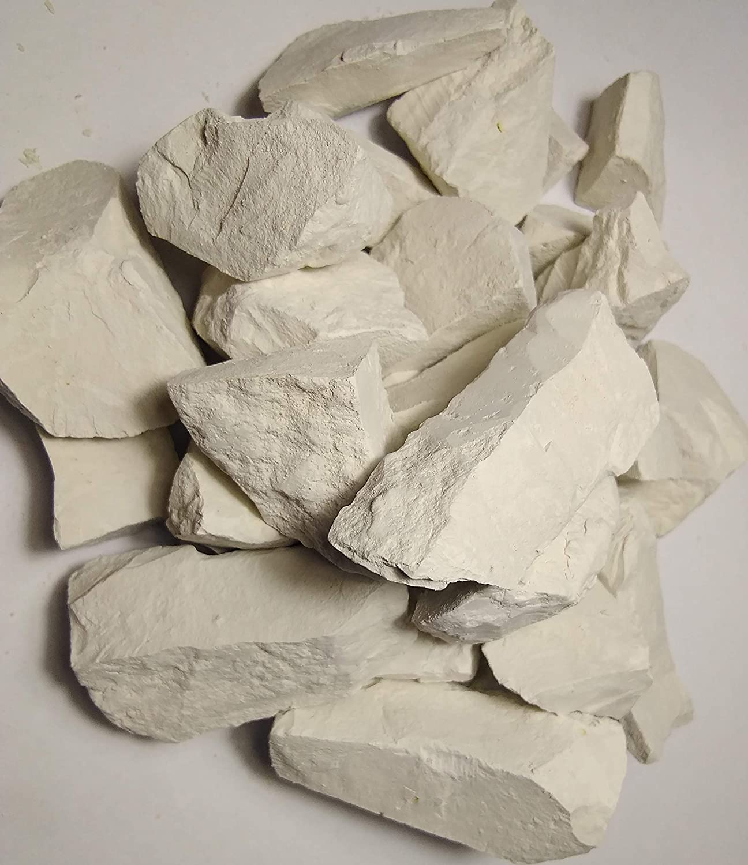 Chalk natural,Edible chalk,Edible chalk,chunks Russian, Chalk Vatutin 200gr. OlgaChalk