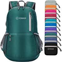 Ultra Lightweight Travel Backpack - Durable Packable Water Resistant Backpack Small Daypack for Women Men