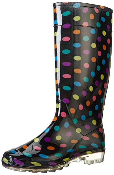 Ladies Womens Wellies Snow Rain Festival Wellington Boots Size UK 4 5 6