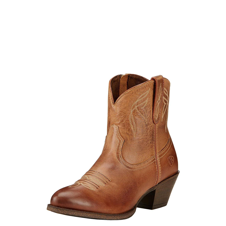 Mayura Boots Damen Stiefel 2374 Taupe Westernstiefelette