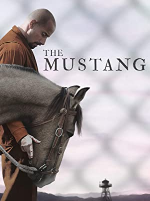 The Mustang (2019) DVD cover