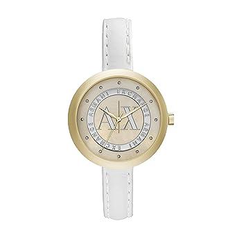 932416ceffc5 Armani Exchange Damen-Uhren AX4227  Amazon.de  Uhren