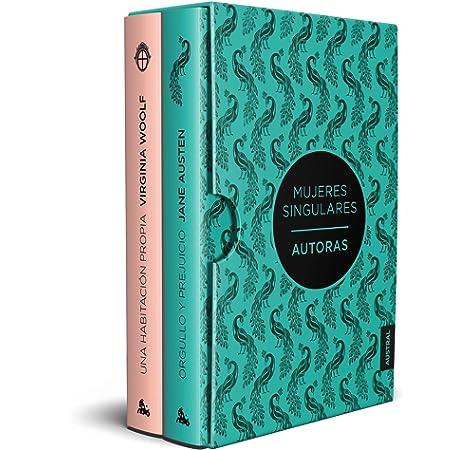 Estuche mujeres singulares. Autoras: Una habitación propia / Orgullo y prejuicio Austral Singular: Amazon.es: Woolf, Virginia, Austen, Jane: Libros