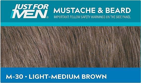 Just For Men M10 - Tinte para bigote y barba