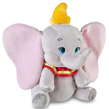 Disney Store Dumbo 38 cm Jumbo Jr. elefante peluche original nuevo