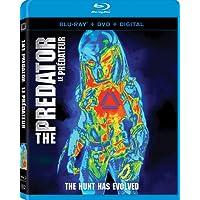 THE PREDATOR (2018) (Bilingual) [Blu-ray + DVD + Digital Copy]