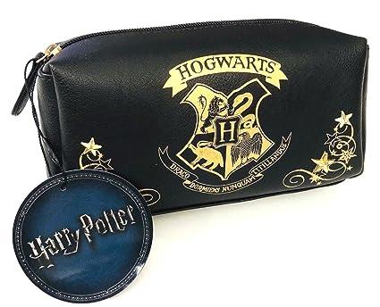 Primark Harry Potter Hogwarts negro y dorado bolsa de ...