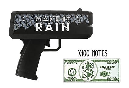 Amazoncom Npw Make It Rain Money Shooter Toys Games