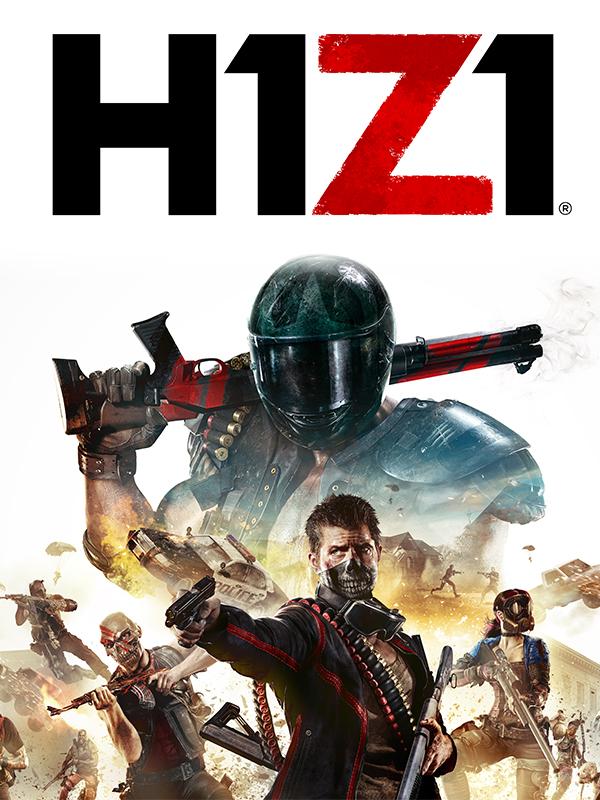 H1Z1 box art