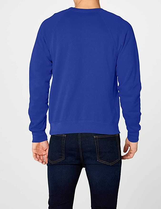 YUNY Mens Crewneck Leisure Business Oversize Pullovers Sweater 25 S