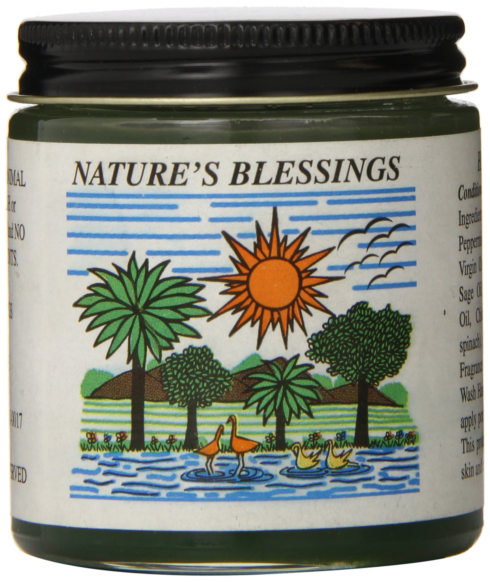 Nature S Blessing Hair Pomade