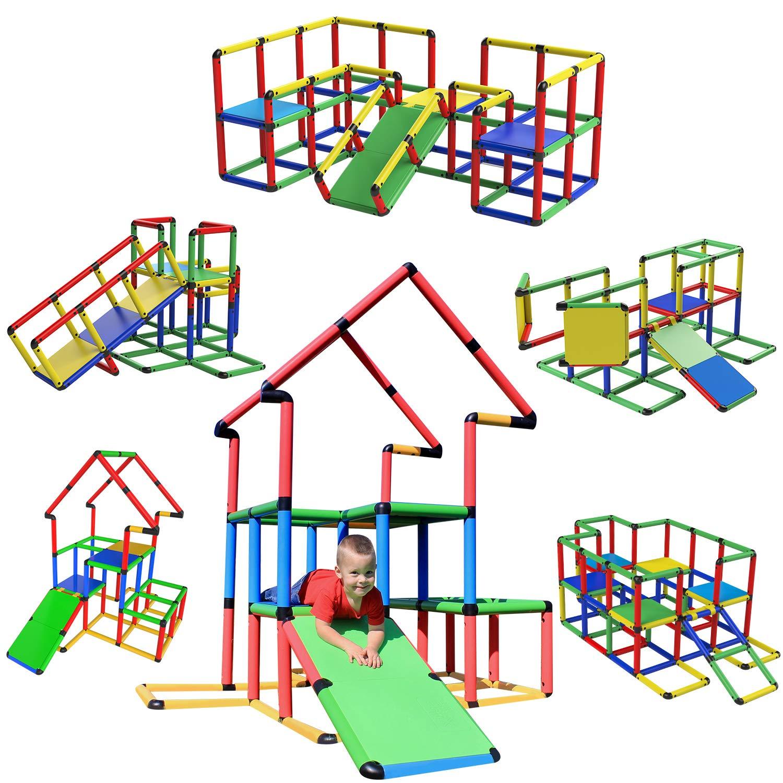 Funphix Construction Toy Set (Jumbo 467 Pieces)