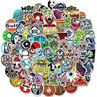 MYLIES Stickers Pack [100 stuks], Skateboard Sticker, Laptop Sticker, Graffiti stickers, Gebruikt voor Koffers…
