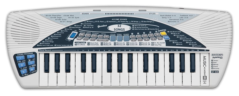 Bontempi GT630 - Bontempi Digitales Keyboard