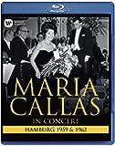 Callas In Concert: Hamburg 59 & 62 [Blu-ray]