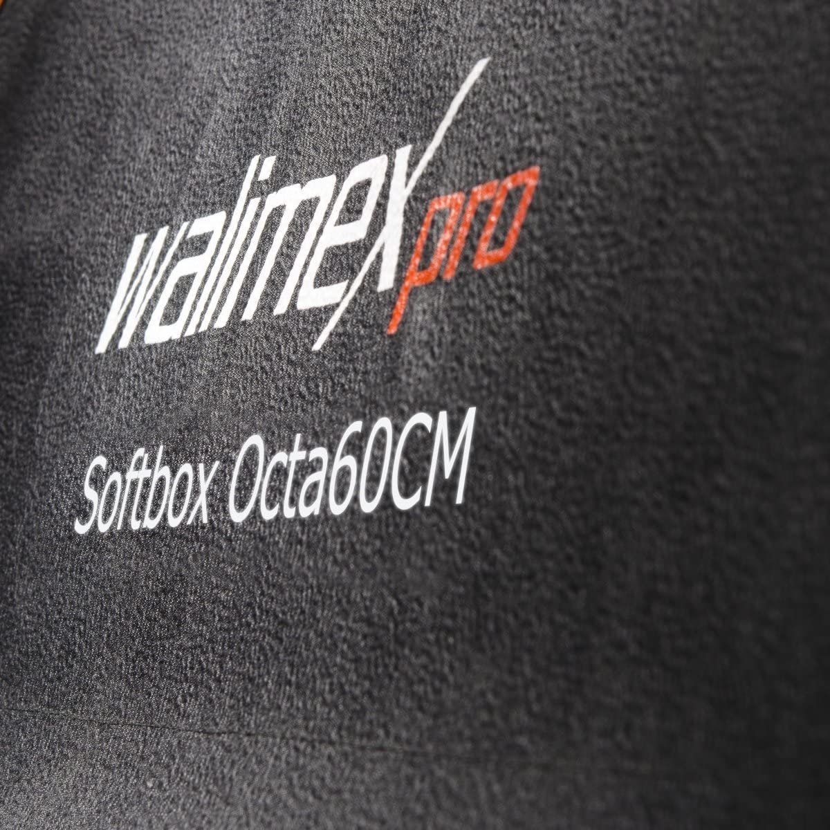 walimex pro 60 Octagon Softbox Plus Orange Line